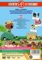 Mokon suuri maailma: Oliivijuhla dvd