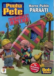 Puuha-Pete: Herra Pultin paraati dvd