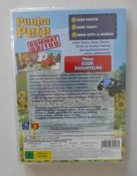 Puuha-Pete: Peten suuri suunnitelma dvd