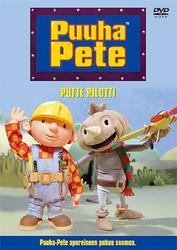 Puuha-Pete: Putte pilotti dvd