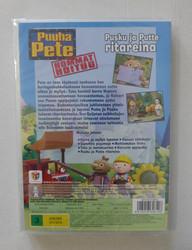 Puuha-Pete Hommat hoituu: Pusku ja Putte ritareina dvd