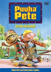 Puuha-Pete: Vilpas pinteessä dvd