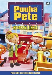 Puuha-Pete: Hevosenleikkiä dvd