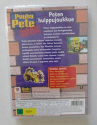 Puuha-Pete Hommat hoituu: Peten huippujoukkue dvd