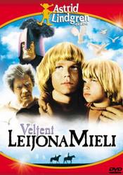 Veljeni Leijonamieli dvd
