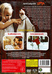 Lotta BOX 1+2 dvd