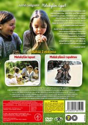 Melukylän lapset BOX 1+2 dvd