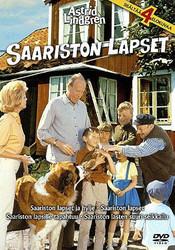 Saariston lapset BOX 1+2+3+4 dvd
