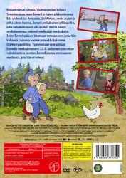Vaahteramäen Eemeli ja Iida dvd