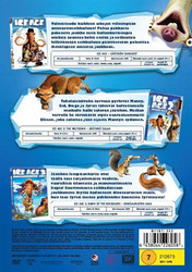 Ice Age Box 1+2+3 dvd