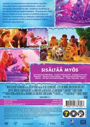 Ice Age 5: Törmäyskurssilla dvd