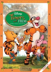 Tiikerin oma elokuva dvd