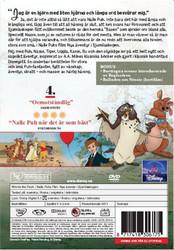 Nalle Puhin elokuva: Uudet seikkailut Puolen hehtaarin metsässä dvd