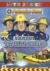 Palomies Sami: Hurja aallokko dvd