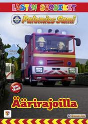 Palomies Sami: Äärirajoilla dvd