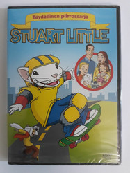 Stuart Little täydellinen piirrossarja dvd
