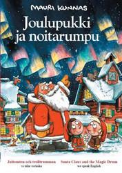 Joulupukki ja noitarumpu dvd, Mauri Kunnas