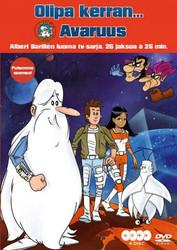 Olipa kerran avaruus dvd box