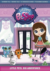 Littlest Pet Shop dvd