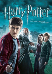 Harry Potter ja Puoliverinen prinssi dvd