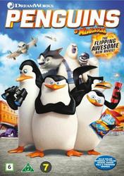 Madagascarin Pingviinit dvd