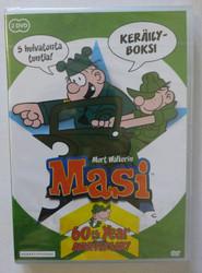 Masi Sotamies dvd BOX Keräilyboksi