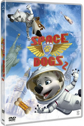 Space Dogs 2 Elokuva dvd