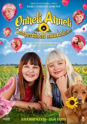Onneli, Anneli ja Salaperäinen muukalainen dvd