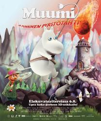 Muumi ja punainen pyrstötähti dvd