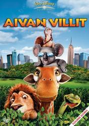 Aivan villit dvd, Disney Klassikko