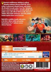 Räyhä Ralf dvd, Disney Klassikko
