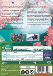 Mulan dvd, Disney Klassikko