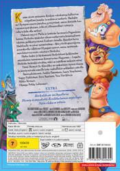 Herkules dvd, Disney Klassikko