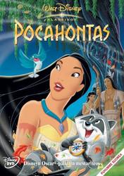 Pocahontas dvd, Disney Klassikko