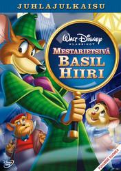 Mestarietsivä Basil Hiiri dvd, Disney Klassikko