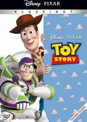 Toy Story dvd, Disney Pixar Klassikko