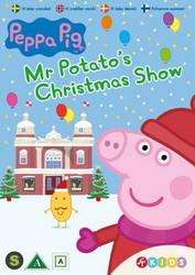 Pipsa Possu: Herra Perunan joulunäytelmä dvd