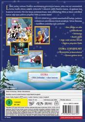 Talven Ihmemaa dvd Disney