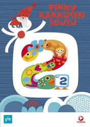 Pikku Kakkosen joulu dvd