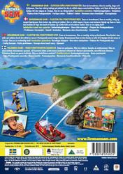 Palomies Sami: Pako Ponttipantin saarelta dvd