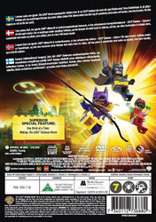 Lego Batman Elokuva dvd