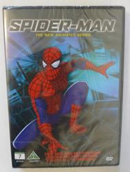 Spiderman animaatiosarja dvd Hämähäkkimies