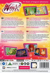 Winx Club Kausi 1 BOX dvd