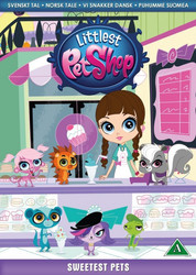 Littlest Pet Shop: Sokerihumala dvd