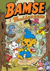 Bamse Peikkometsässä dvd