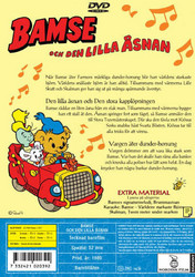 Bamse ja pikku aasi dvd