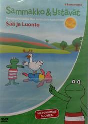 Sammakko ja Ystävät 3 dvd