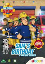 Palomies Sami 2 x DVD: Syntymäpäivä ja 13 muuta jaksoa