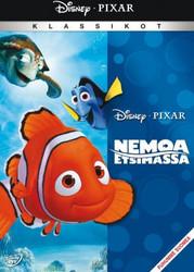 Nemoa etsimässä dvd Disney Pixar Klassikko