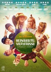 Heinähattu, Vilttitossu ja Rubensin veljekset dvd
